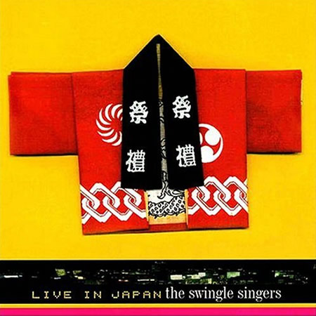 Live in Japan Swingle singers