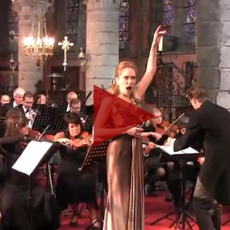 Ann De Renais Mechels chamber orchestra